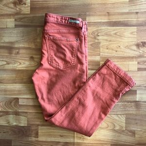 Pilcro and the Letterpress Stet Fit Skinny Jeans